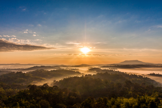 Best places to view the sea of mist in Thailand: It's worth braving the cold for this view at Nam Nao National Park in Phetchabun