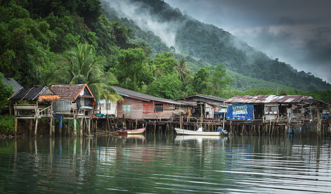 Best Islands near Bangkok: The lesser known side of Koh Chang: mangrove forests and fishing villages