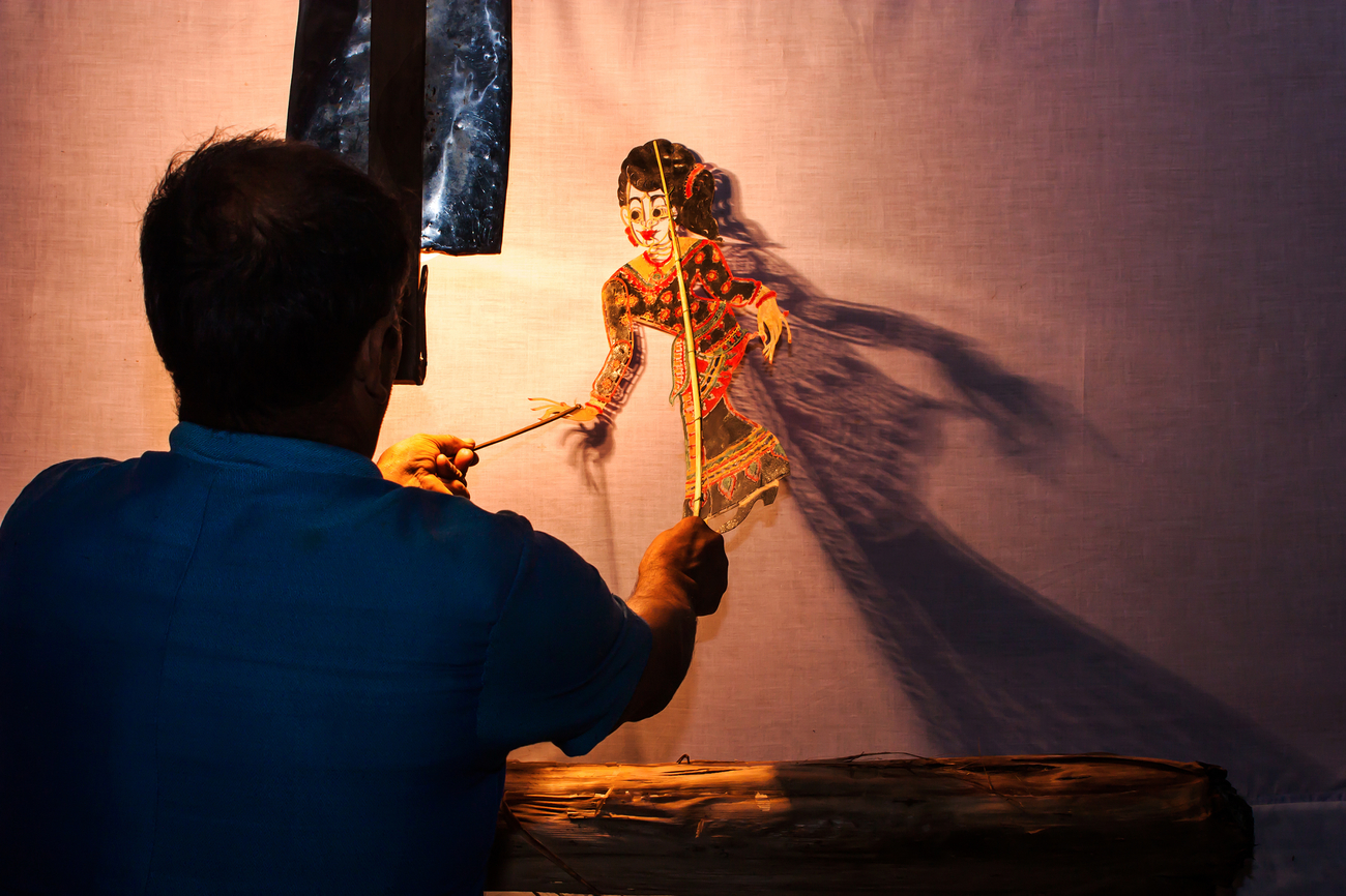 Hidden art museums and art galleries in Thailand: When puppets come alive at Suchart Subsin's Nang Talung, Nakhon Si Thammarat