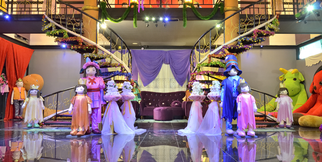 Things to do in Ratchaburi, Thailand: Cute fantasy at Suntree Land of Dolls