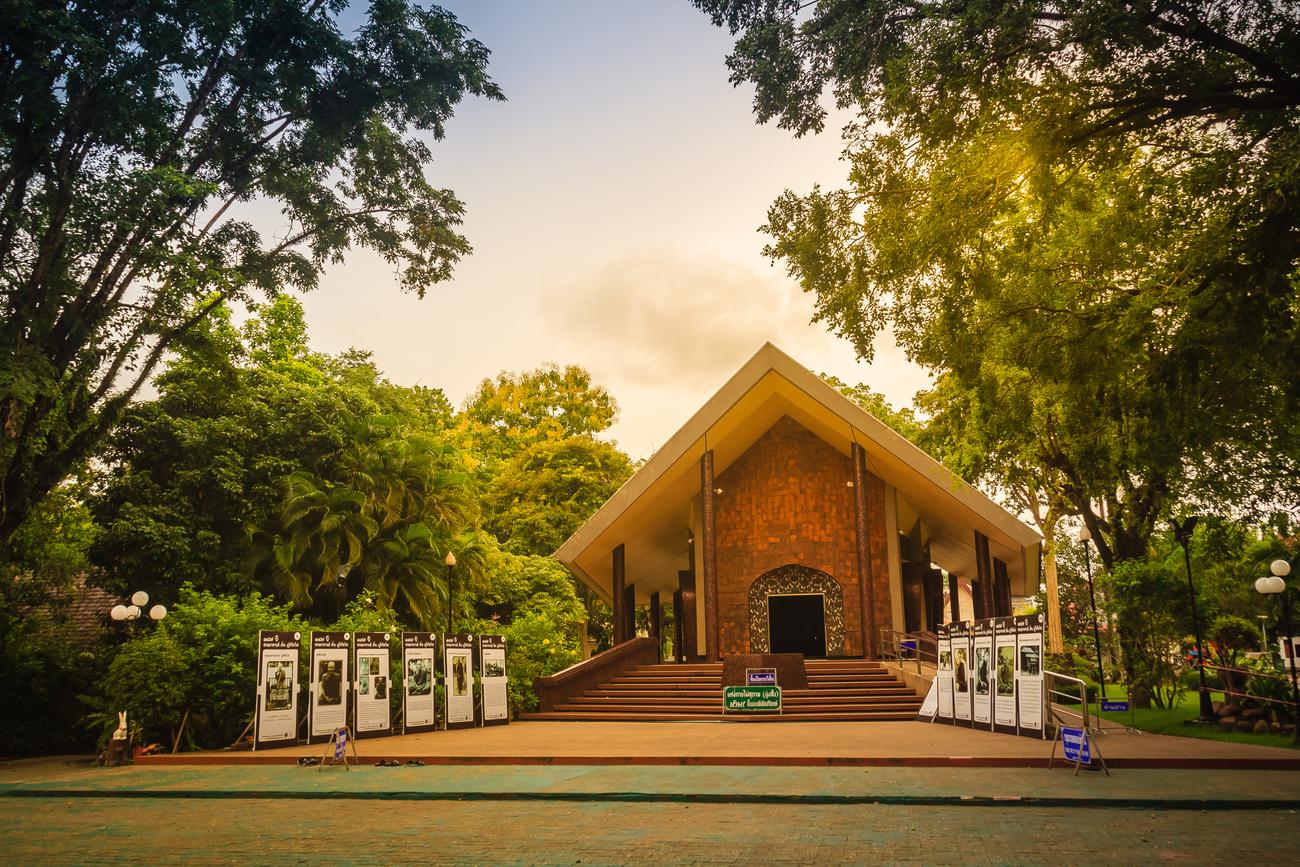Things to do in Sakon Nakhon, Thailand: Ajarn Mun Bhuridatto Museum at Wat Pa Sutthawat