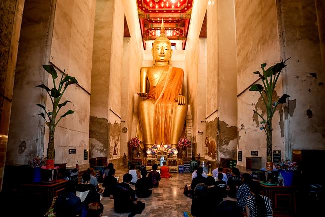 Things to do in Suphan Buri, Thailand: Luang Pho To at Wat Pa Lelai