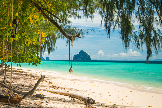 Things to do in Trang, Thailand: Koh Kradan beach, the perfect background for your happily ever after