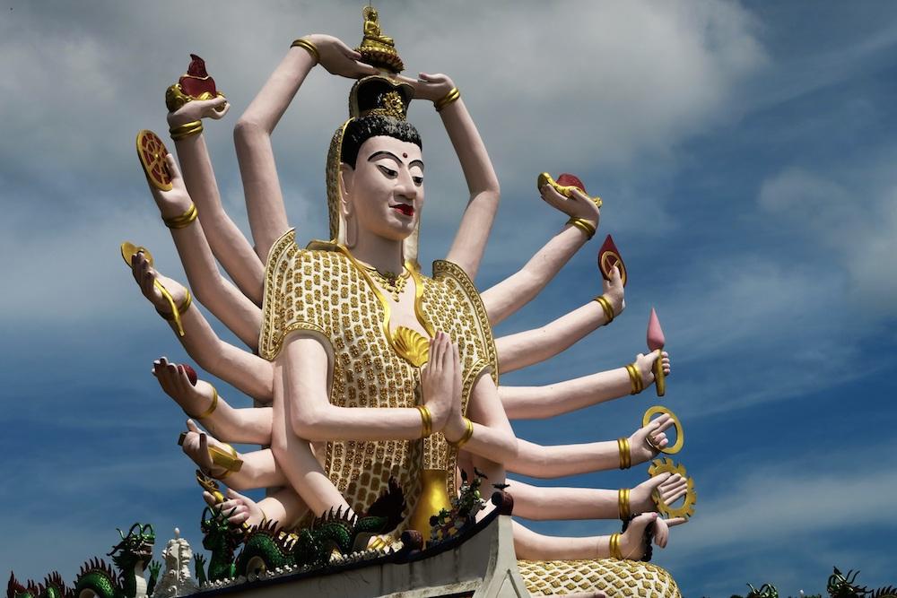 Wat Plai Laem, Koh Samui