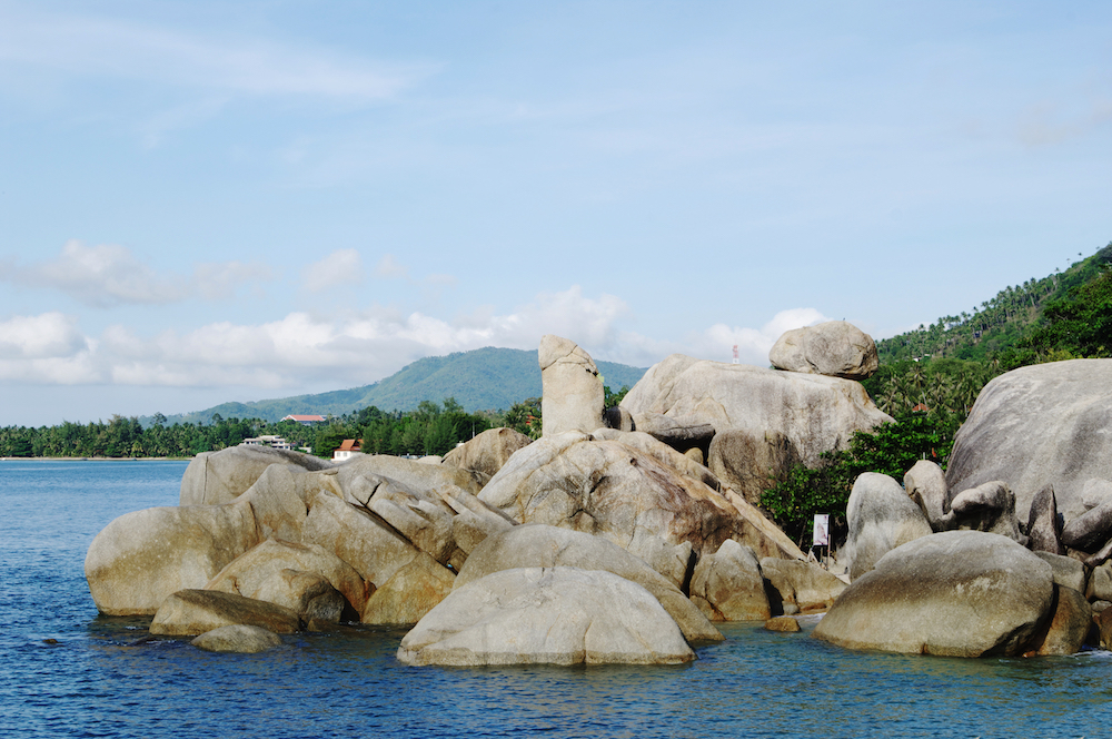 Hin Ta and Hin Yai, Koh Samui