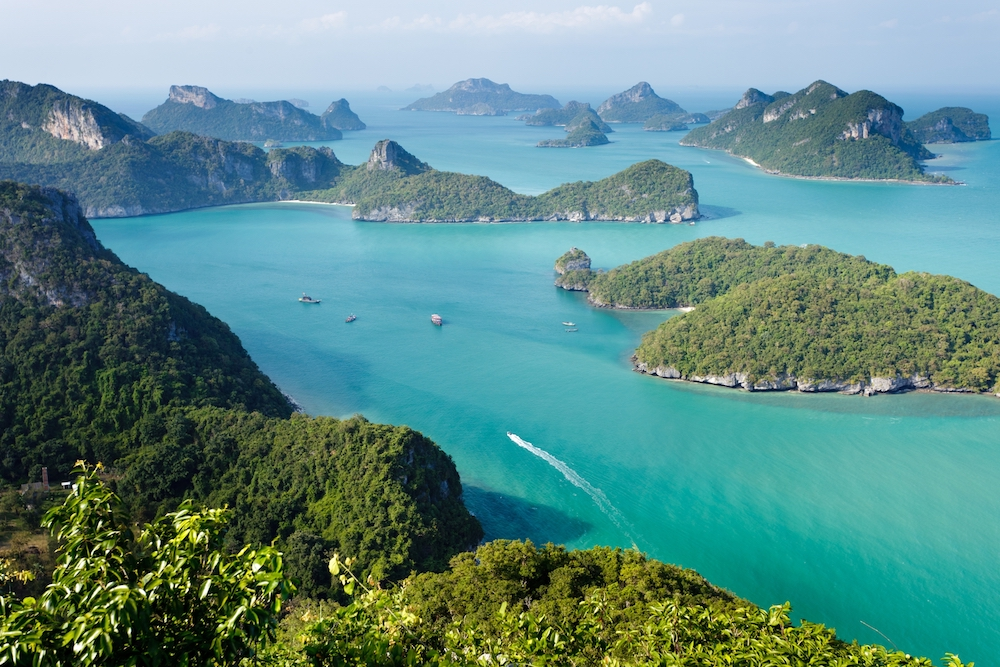 Ang Thong National Marine Park, Surat Thani