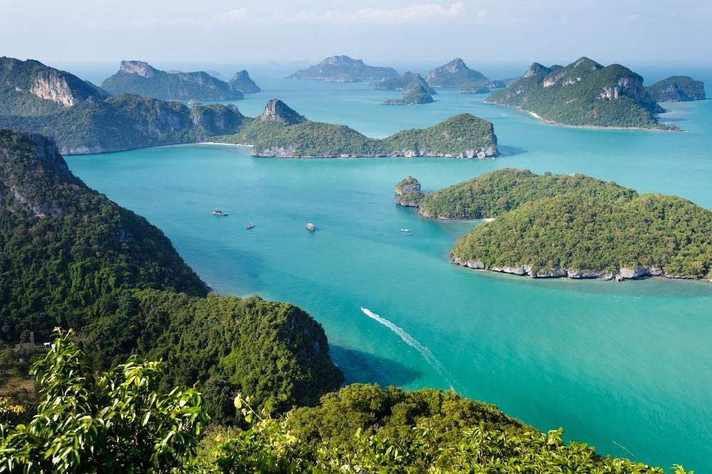 Ang Thong National Marine Park, Surat Thani