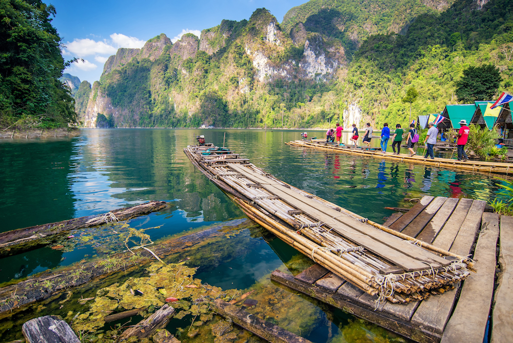 Khao Sok National Park, Surat Thani