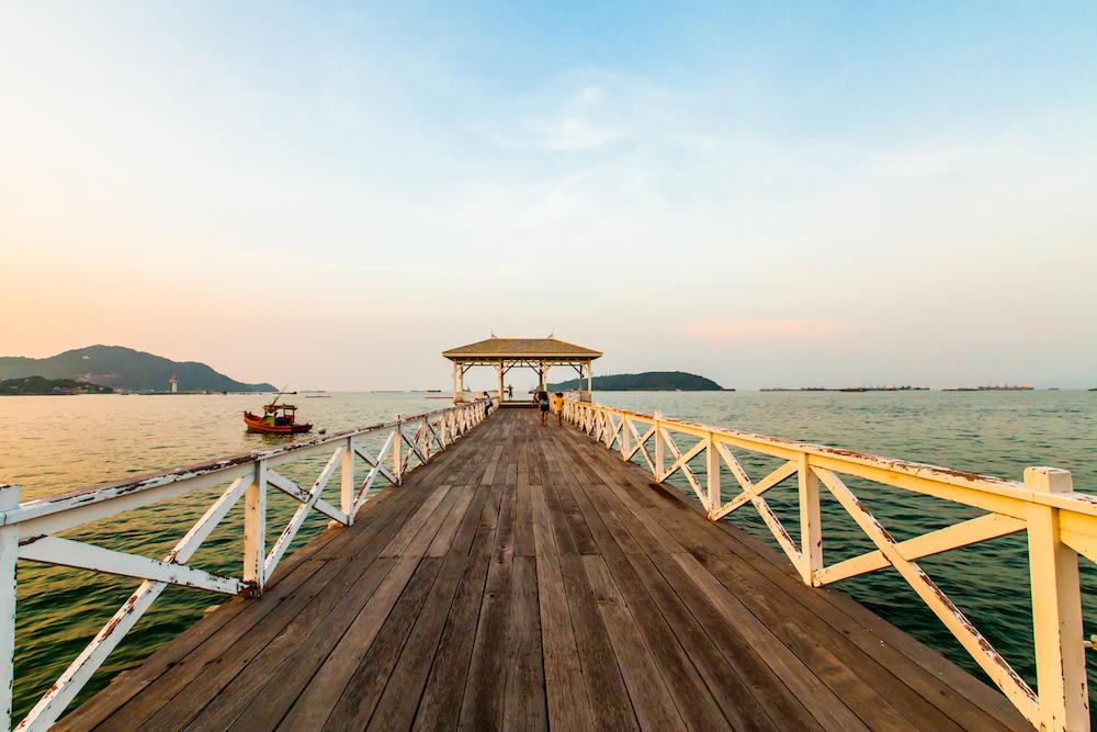 Koh Sichang (Sichang Island), Chonburi