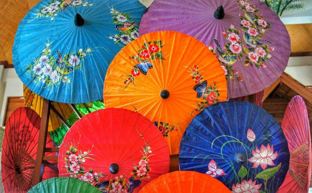 Bo Sang Umbrella Village, Chiang Mai
