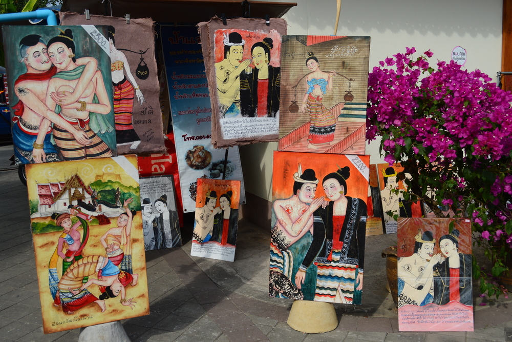 The Whisper of Love paintings