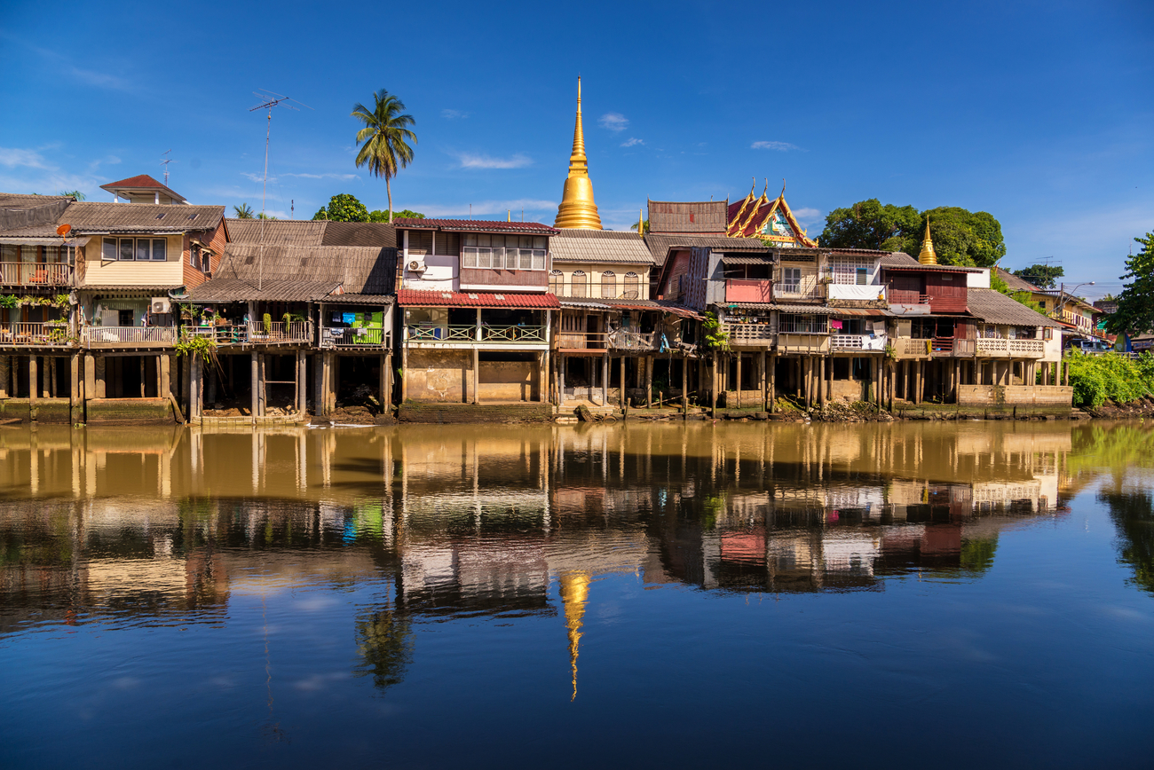 Things to do in Chanthaburi, Thailand: Reflection of the past at Chanthaboon Waterfront Community