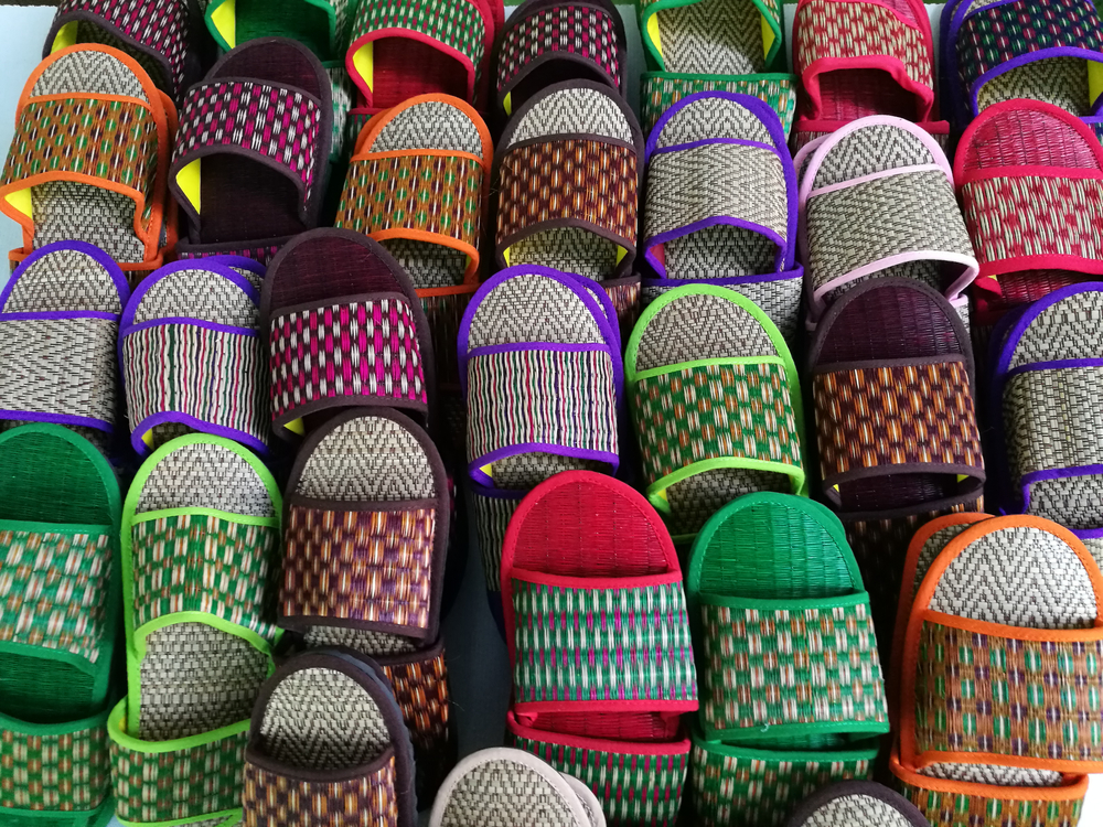 Things to do in Chanthaburi, Thailand: Stylish Chanthaboon slippers