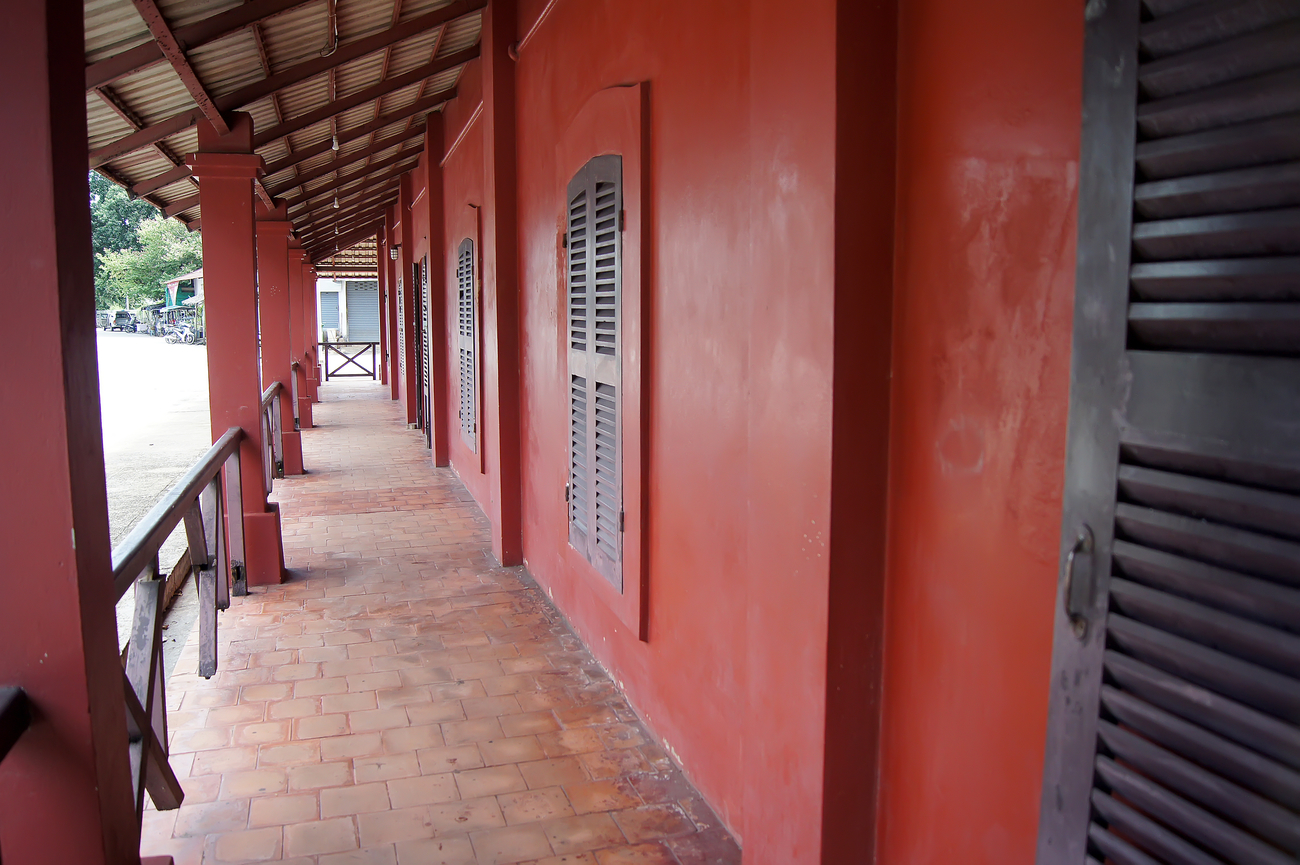 Things to do in Chanthaburi, Thailand: The historic Red Building