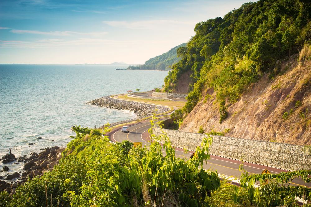 Things to do in Chanthaburi, Thailand: The view from Noen Nangphaya Viewpoint