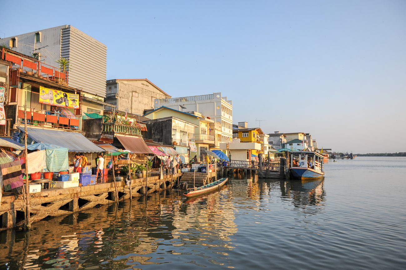 Things to do in Nakhon Si Thammarat, Thailand: Life in the fishing village of Pak Phanang