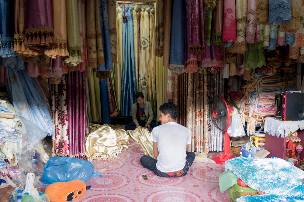 Things to do in Sa Kaeo, Thailand: Let's get thrifty at Rong Kluea Market