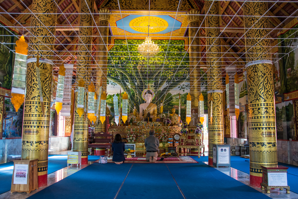 Wat Phuket, Nan