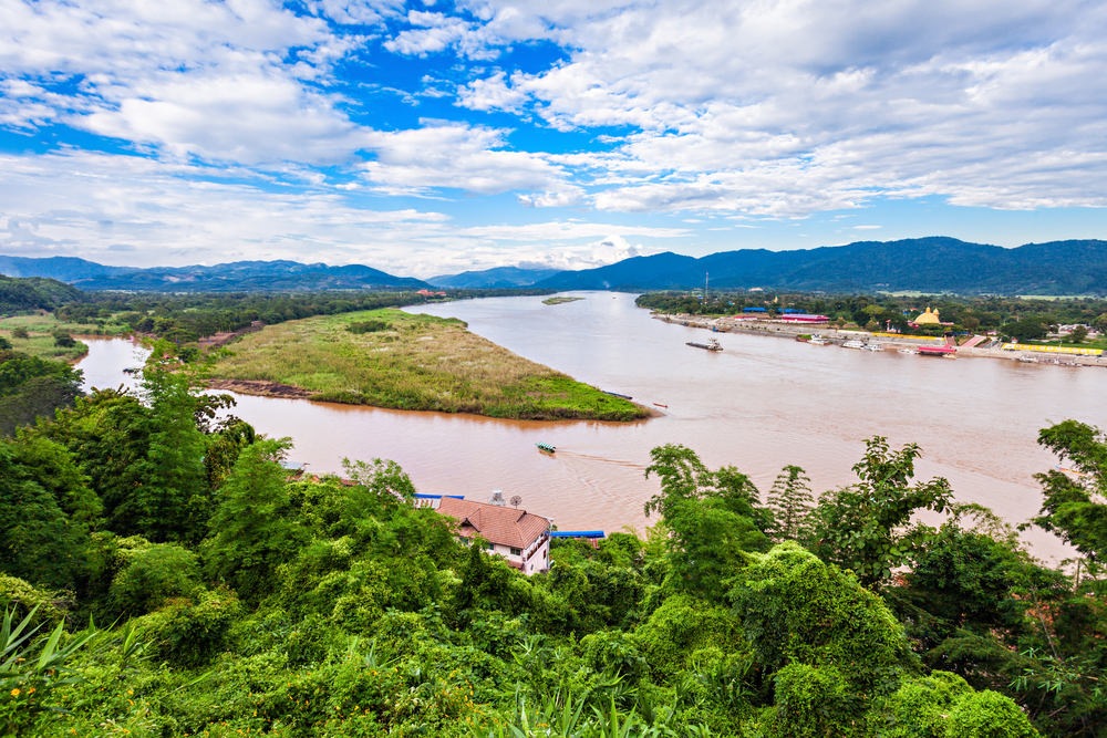 Things to do in Chiang Rai, Thailand: After enjoying the view from the top, you can enjoy a cruise along the Mekong River