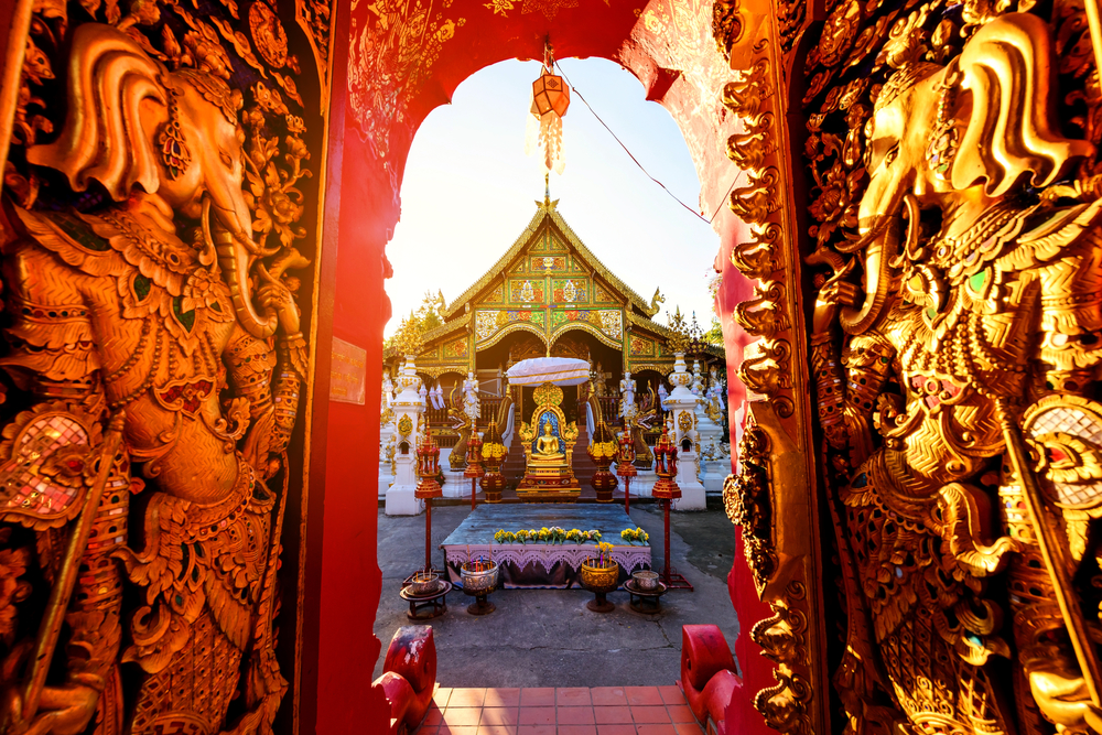 Things to do in Chiang Rai, Thailand: Details at Wat Ming Muang