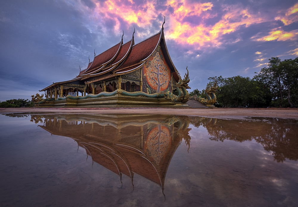 Things to Do in Ubon Ratchathani, Thailand: Wat Phru Prao