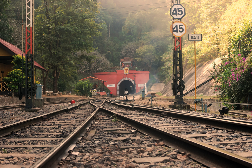 Things to do in Lamphun, Thailand: Khun Tan Tunnel
