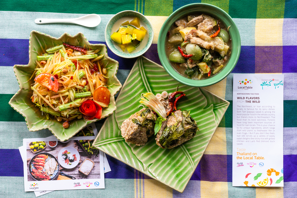Things to do in Ubon Ratchathani, Thailand: Authentic Isan feast, made with homegrown ingredients and love