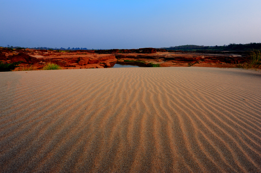 Things to do in Ubon Ratchathani, Thailand: How about a sandy beach without the sea for a change?