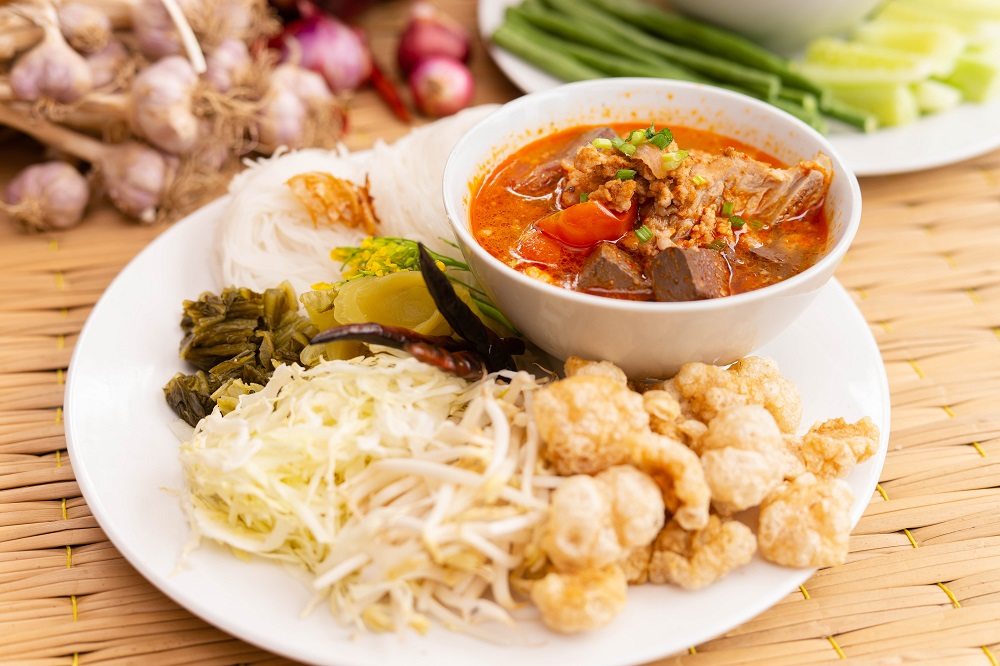 Things to do in Lamphun, Thailand: And while you're eating your way around Lamphun, make sure you check out dishes without longans, too.