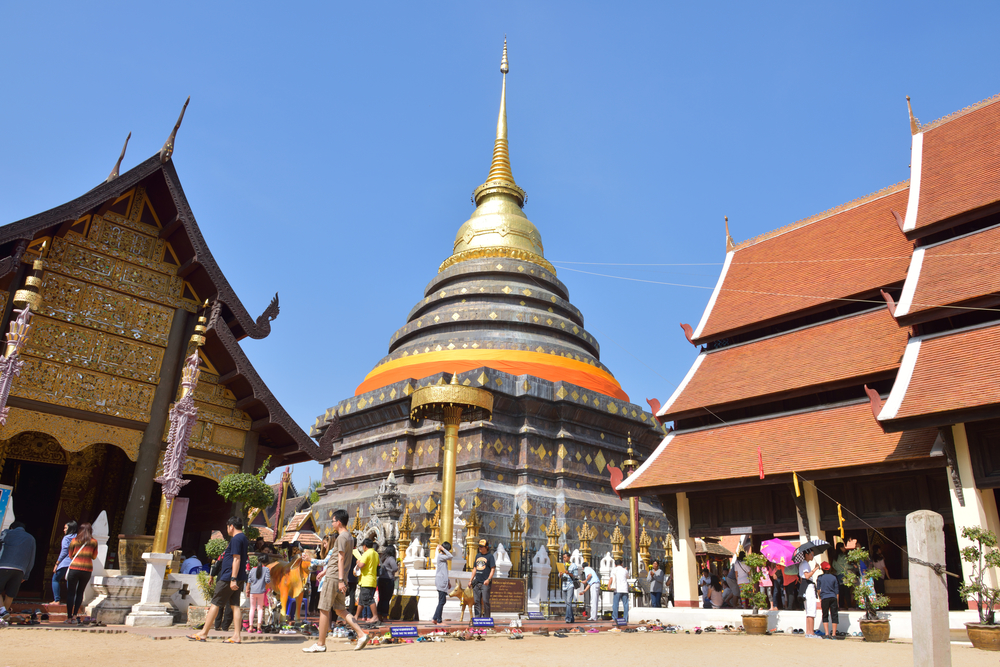 Things to do in Lampang, Thailand Wat Phra That Lampang Luang